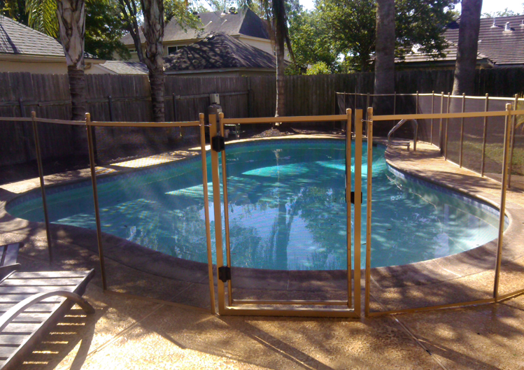Pool Safety Products: Fences, Covers, Nets, Gates | Pool Guard Texas