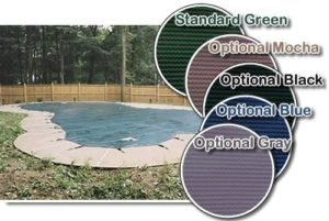 Awesome Safety Mesh Pool Cover
