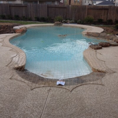 Best Inground Child Proof Swimming Pool Safety Nets in Houston TX ...