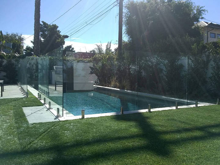 Glass Pool Fences Pool Guard Texas